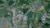Google Maps - Région de Crouy-Soissons